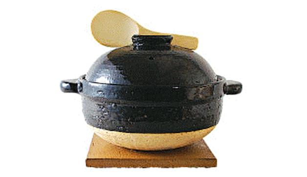 5位 かまど炊きのようなご飯を誰でも簡単に「長谷園 伊賀焼・炊飯土鍋」(三重)