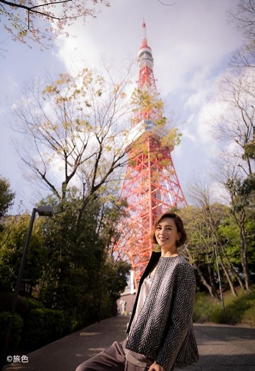 東京のシンボル「東京タワー」の威容をいまこそ眺めたい