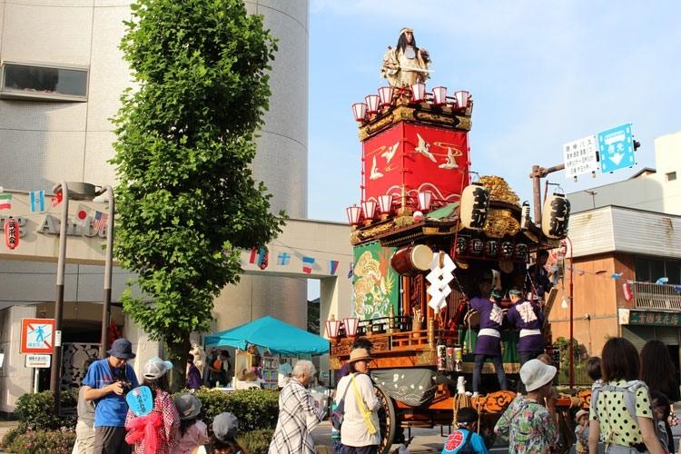 ゾワゾワゾワッ! 全身に鳥肌が立つ壮大な「熊谷うちわ祭」