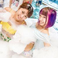 畳で踊る!? 泡風呂DJブース!? 前代未聞な「おふろフェス」が埼玉で開催