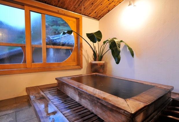 バリエーション豊かなお風呂