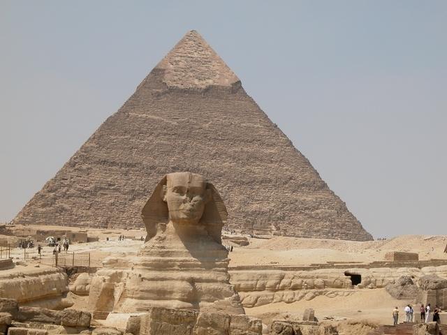 ①エジプト