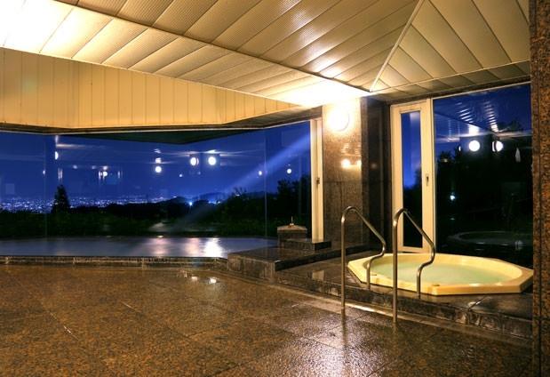 「ホテル阪奈」の魅力②天然温泉