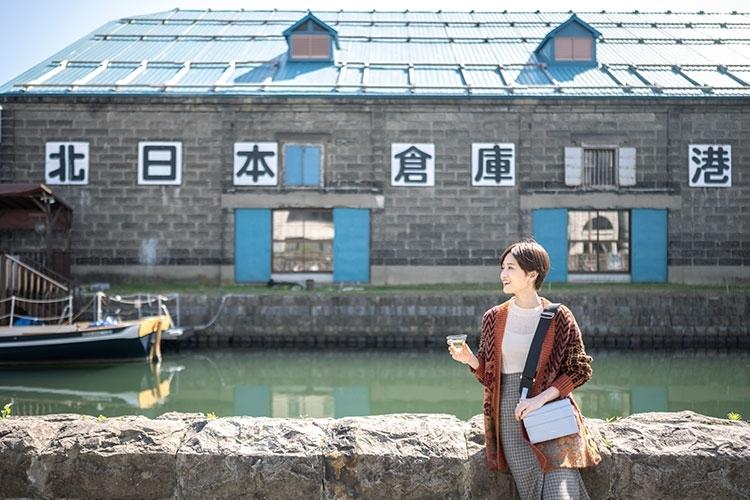 ■\本日、酒のつまみは絶景です!/前田敦子さんが北海道ほろ酔い旅へ