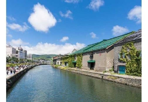 おすすめの観光スポット:小樽運河