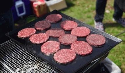 「珍肉BBQ」とは①世界各国から集めた肉ばかり