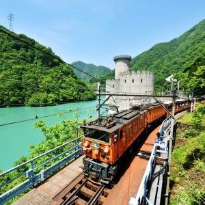 いよいよ新緑の黒部峡谷でトロッコ電車が運行開始!イベントも開催