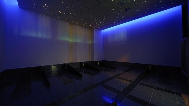 「東京・湯河原温泉 万葉の湯」の魅力②癒しの岩盤浴