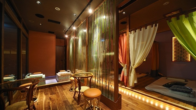 「東京・湯河原温泉 万葉の湯」の魅力④リラックスや美肌をめざす癒処