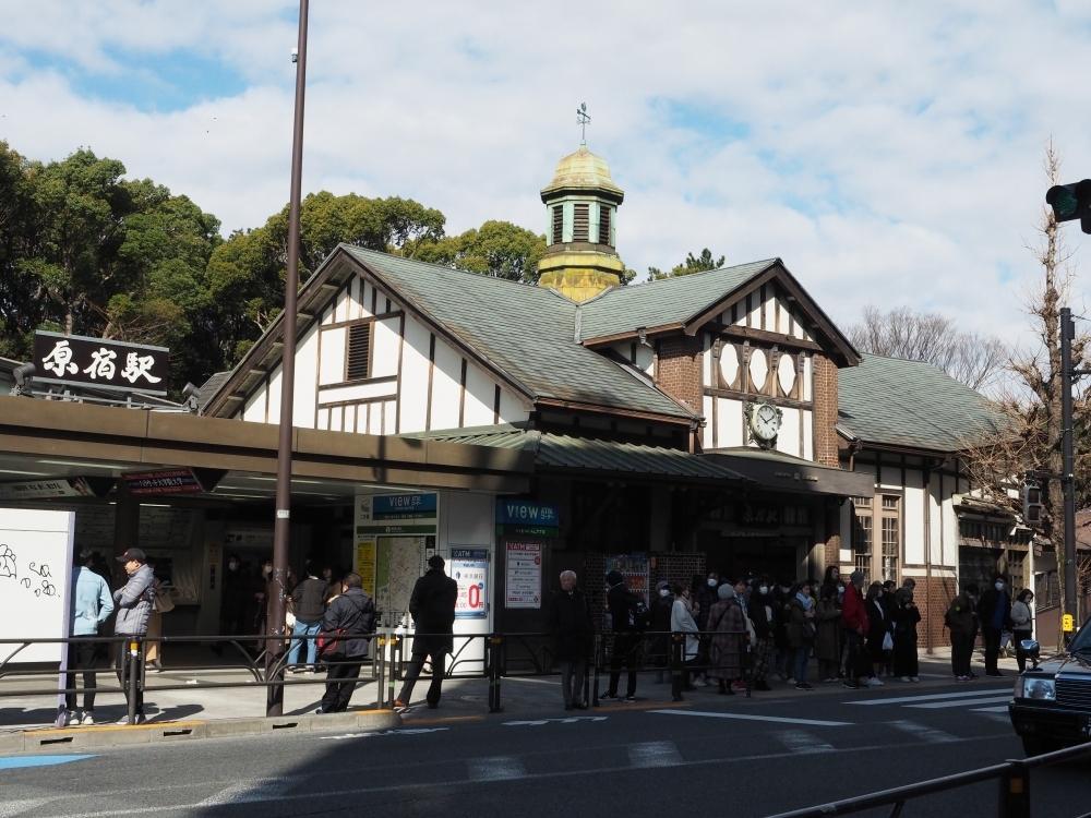 建築史家・倉方さんに聞きました。解体前に見ておきたい! 原宿駅舎と周辺建築その4