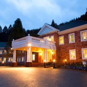 洋館のホテルで温泉を楽しむ。女子旅は「湯布院 ホテル森のテラス」へその0