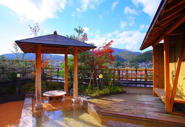 山形県のおすすめ宿④展望露天の湯 有馬館