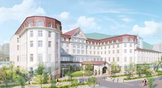 大阪・移転開業の「新宝塚ホテル」