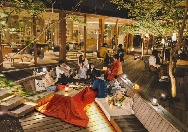冬の軽井沢を暖かくするアイテムが星野リゾートに登場