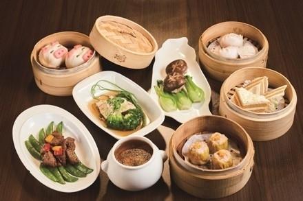 旅の気分を高めるなら、香港式飲茶をチョイス。