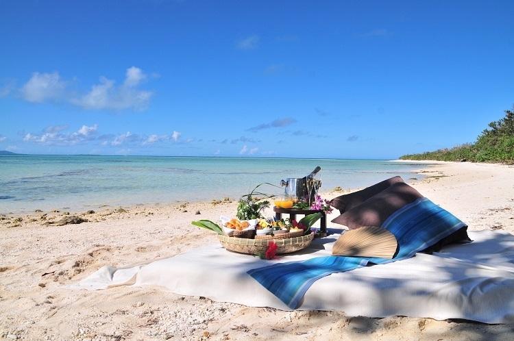 【星のや竹富島】西表島ジャングルバトラー③絶景スポットでピクニック