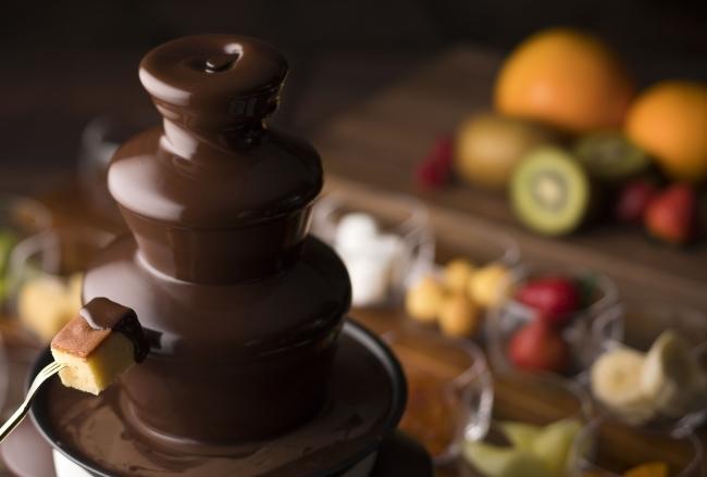 チョコレート好きにはたまらない? 朝から晩までチョコレート