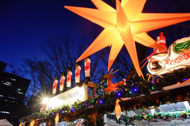 東京クリスマスマーケット開催