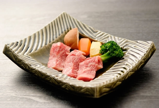 ③佐賀県産の食材をたっぷり味わう