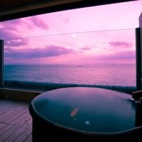 絶景に出会うための温泉旅館「ザ ビーチ クロタケ」で思い出に残る旅をしよう