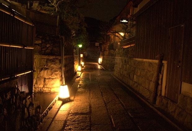 「Small Luxury 京都 石塀小路 龍吟」の魅力④抜群のロケーション