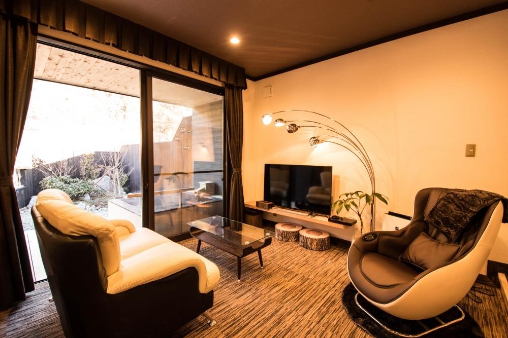 総室数10室以下!7室ある客室はどれも優雅で贅沢なんです