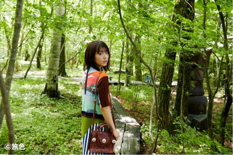 特集「緑とアートとあそぶ 八ヶ岳・清里Resort」
