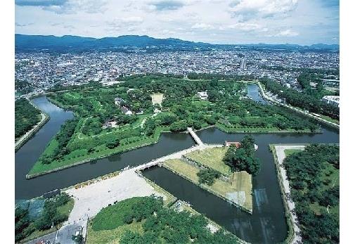 函館旅行のおすすめ観光スポット:五稜郭