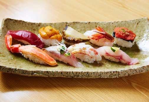 函館旅行のおすすめランチ:幸寿司