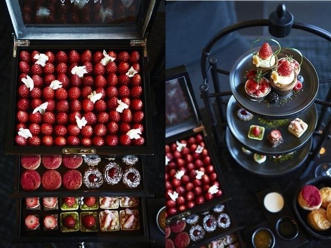 春のイチゴ祭り! いちごをたっぷり堪能できるホテル4選