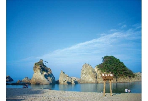 岩手県にある美景スポット②浄土ヶ浜