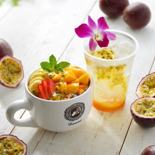 ハワイで大人気の「リリコイ モアナ ボウル」が日本初上陸!夏季限定で販売その3