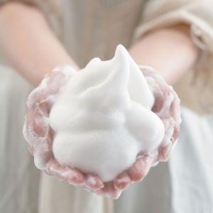 優しい泡のチカラでもちもち肌に!敏感肌にも効く「カリカ石鹸」その0