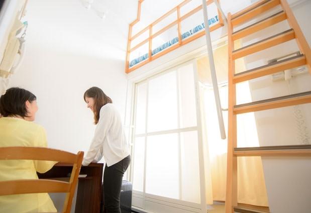 機能性が高く、清潔感溢れる客室で充実のホテルステイ