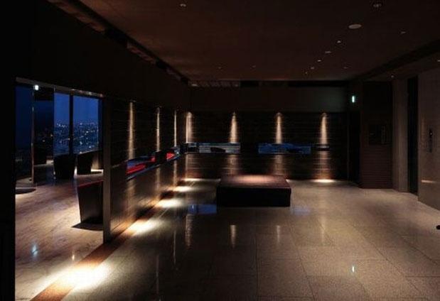 「望楼NOGUCHI函館」の魅力①ホテル全体が現代的な美術館のよう
