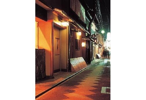 先斗町(ぽんとちょう)・木屋町