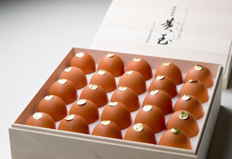 1位 タズミ卵のなかでも厳選したものだけ!「黄玉25個木箱入り」(兵庫)