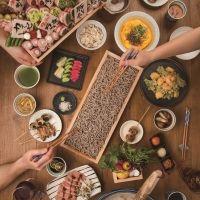 """一人蕎麦より""""囲み蕎麦""""!横浜に「寂しくない蕎麦屋」が誕生"""