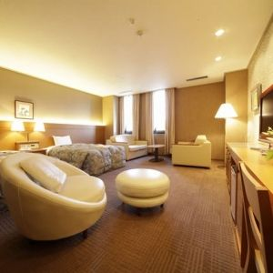 地域に根差した歴史あるホテル「グランデはがくれ」で知る佐賀の魅力