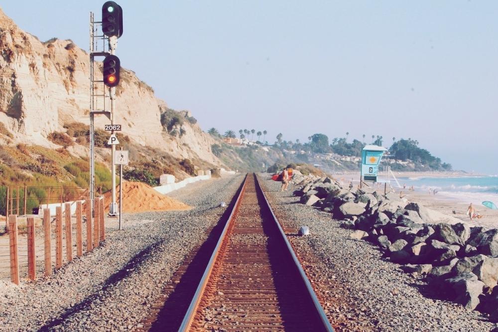 """列車で旅するメリット①""""時間を買う""""という体験ができる"""