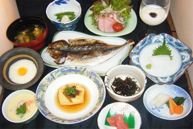 「割烹旅館 清都」の魅力①お料理が人気の旅館