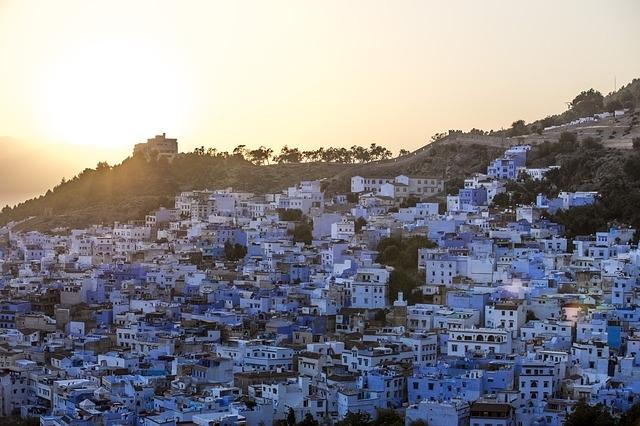 青い壁が美しすぎる!モロッコの街「シャウエン」とは?