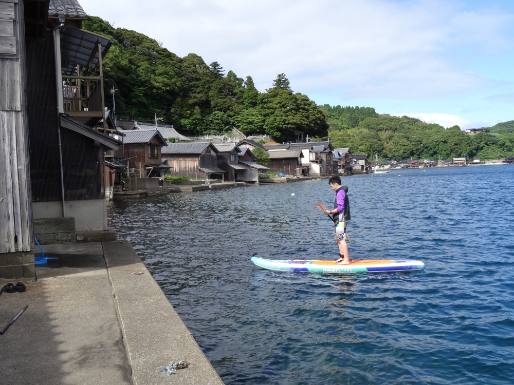 めったにできない体験を。京都・伊根町に舟屋を使って自由に遊べる場所が誕生その3