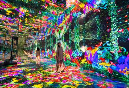 ついにグランドオープン! 最先端デジタルアトラクションが楽しめる「光のファンタジアシティ」
