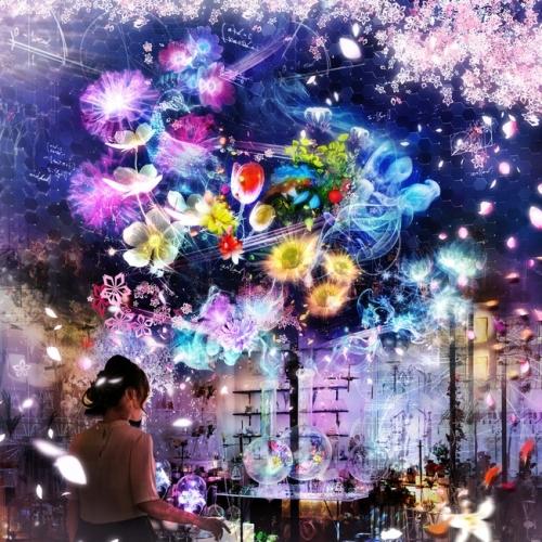 """""""花の街""""にふさわしい五感で楽しむ「フラワーファンタジア」"""