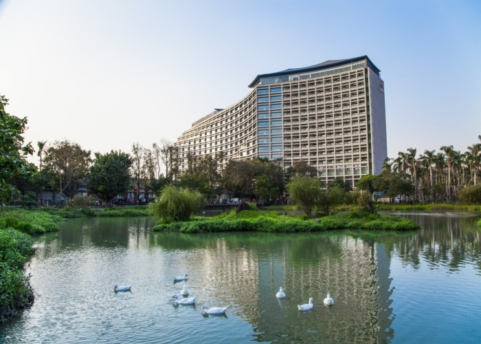 芸術と憩いの地、松山文創園区に在る、唯一無二のホテル