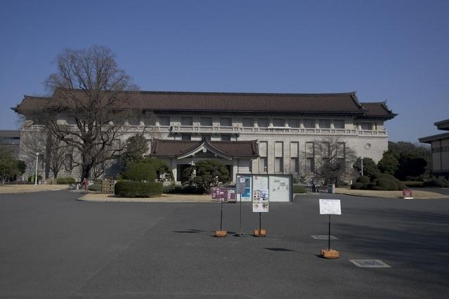 1872年創立、歴史ある「東京国立博物館」