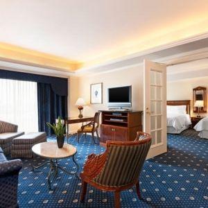 お祝いにも、おこもりステイにも。いつかは泊まりたい!東京都内のラグジュアリーホテル
