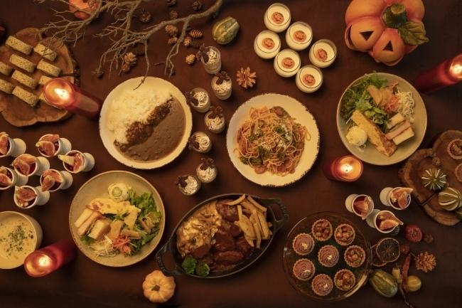 秋の味覚を味わう洋食メニューで口直し