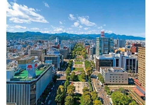 北海道・札幌で行くべきおすすめスポット①まずは大通り公園へ